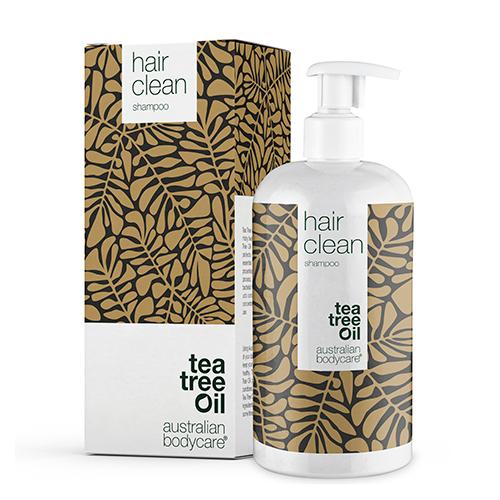 Image of Australian Bodycare Shampoo - hair clean - 500 ml