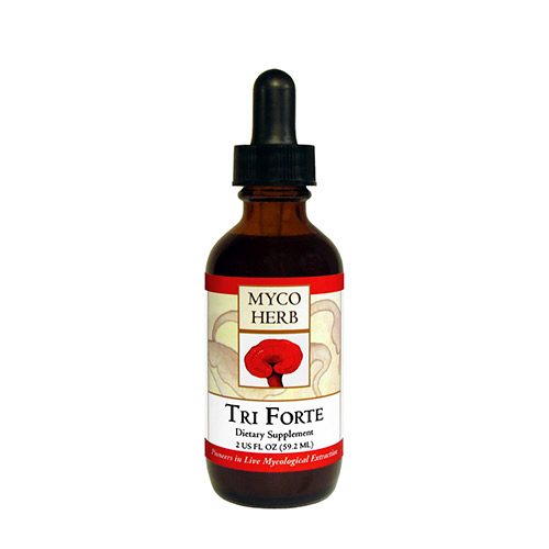 Image of   MycoHerb Tri Forte - 60 ml