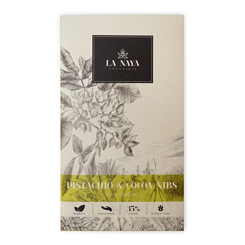 La Naya kakao nibs fra Mecindo