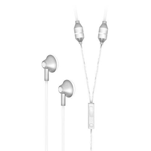 RadiCover Air tube in ear Hvid/Sølv - 1 stk