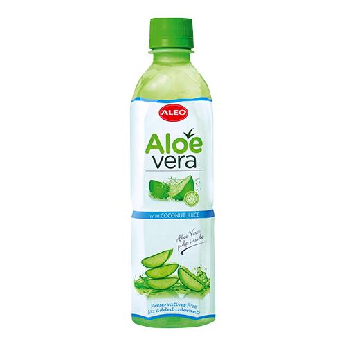 Image of ALEO Aloe Vera Coconut - 500 ml