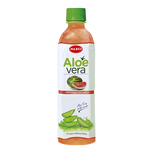 Image of ALEO Aloe Vera Watermelon - 500 ml