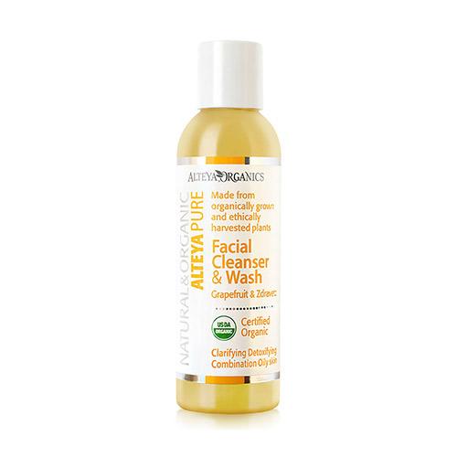 Image of Alteya Organics Facial Cleanser Grapefruit og Zdravetz - 150 ml