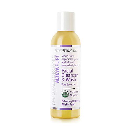 Image of Alteya Organics Facial Cleanser Lavendel - 150 ml