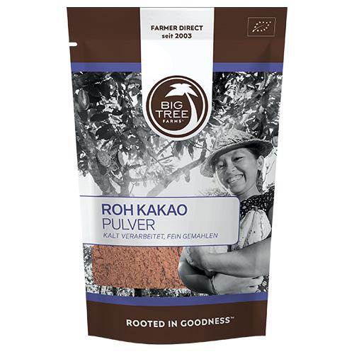 Big Tree Farms Kakaopulver