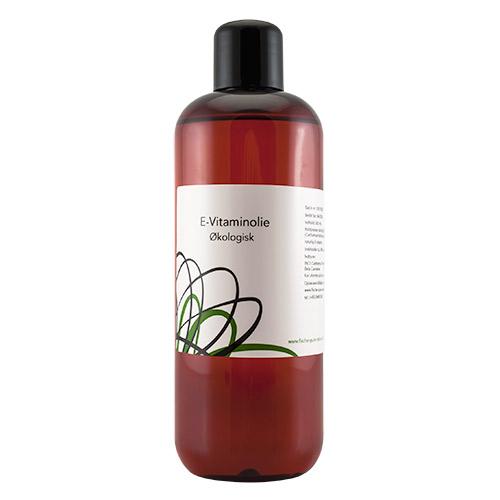 Image of   Fischer Pure Nature E-vitaminolie øko - 500 ml
