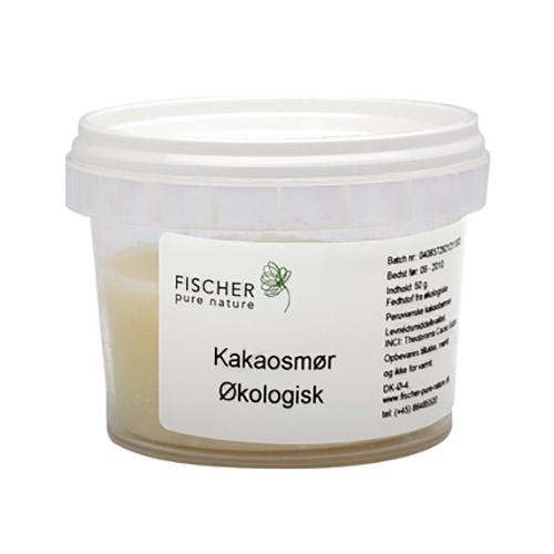 Image of   Fischer Pure Nature Kakaosmør øko - 50 G