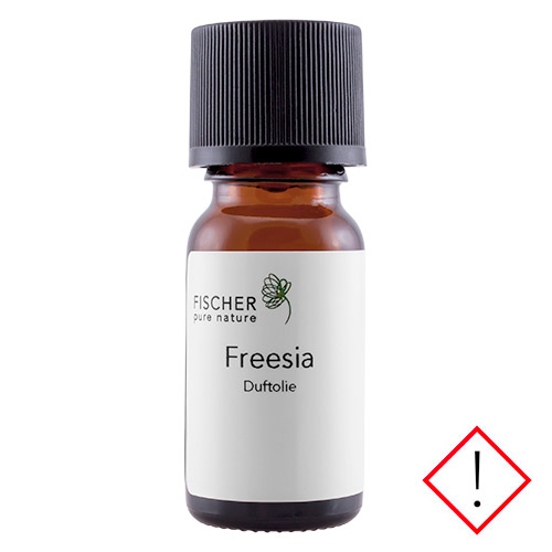 Image of   Fischer Pure Nature Freesia duftolie - 10 ml