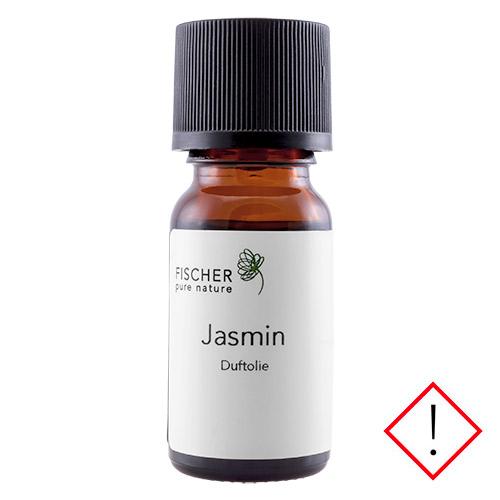 Image of   Fischer Pure Nature Jasmin duftolie - 10 ml