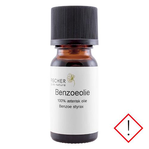 Image of   Fischer Pure Nature Benzoeolie æterisk - 10 ml