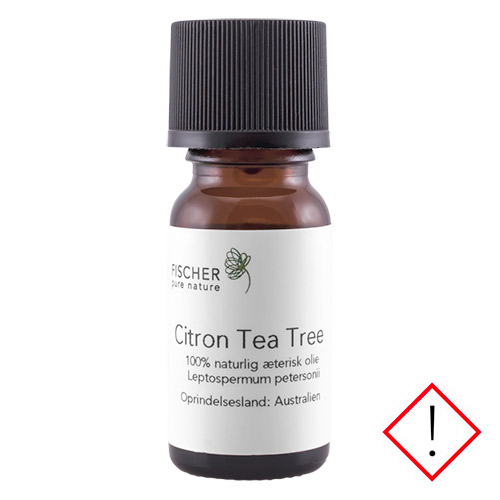 Image of   Fischer Pure Nature Citron Tea Treeolie æterisk - 5 ml