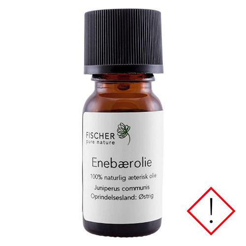 Image of   Fischer Pure Nature Enebærolie æterisk - 5 ml