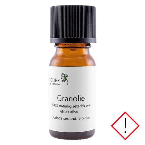 Image of   Fischer Pure Nature Granolie æterisk - 10 ml