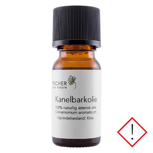 Image of   Fischer Pure Nature Kanelbarkolie æterisk - 10 ml