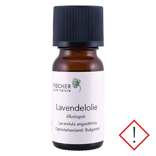 Image of   Fischer Pure Nature Lavendelolie æterisk øko - 5 ml