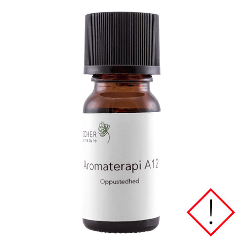 Image of   Fischer Pure Nature A12 Oppustedhed Aromaterapi - 10 ml