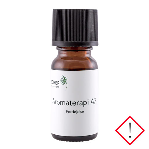 Image of   Fischer Pure Nature A2 Fordøjelse Aromaterapi - 10 ml
