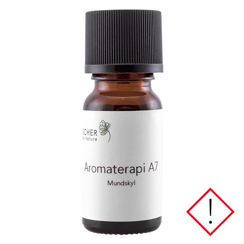 Image of   Fischer Pure Nature A7 Mundskyl Aromaterapi - 10 ml