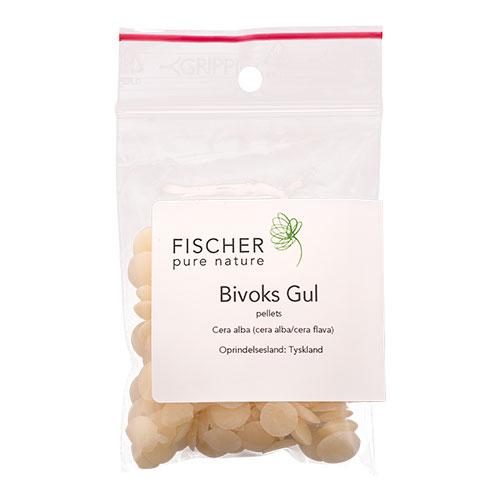 Image of   Fischer Pure Nature Bivoks gul - 10 G
