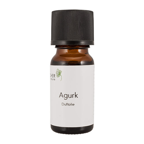 Image of   Fischer Pure Nature Agurke duftolie - 10 ml