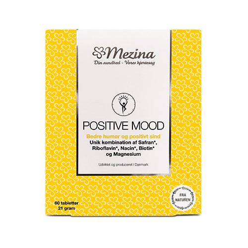 Billede af Mezina Positive Mood - 60 Tabl