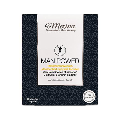 Billede af Mezina Man Power - 90 Tabl