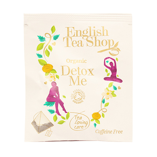 Image of   English Tea Shop Detox Me Tea Ø 50 Breve - 1 Pakk