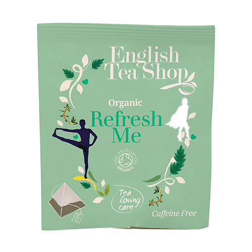 Image of   English Tea Shop Refresh Me Tea Ø 50 Breve - 1 Pakk