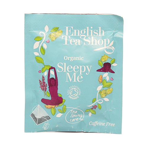 Image of   English Tea Shop Sleepy Me Tea Ø 50 Breve - 1 Pakk