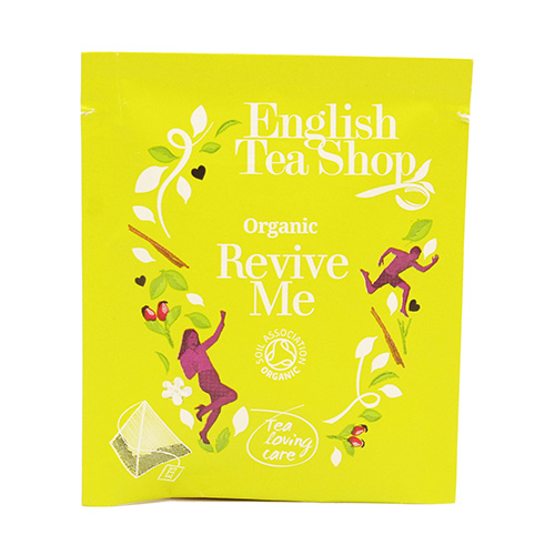 Image of   English Tea Shop Revive Me Tea Ø 50 Breve - 1 Pakk
