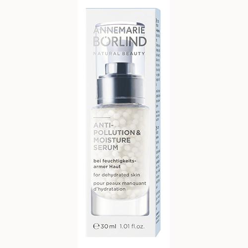 Image of Annemarie Börlind Anti-pollution & Moisture Serum - Beauty Pearls - 30 ml