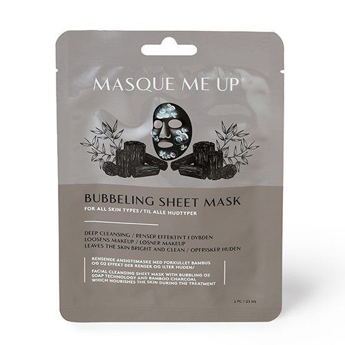 Image of   Masque Me Up Bubbling Sheet Mask - 23 ml