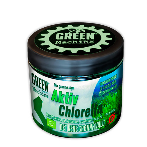 Green Machine chlorella