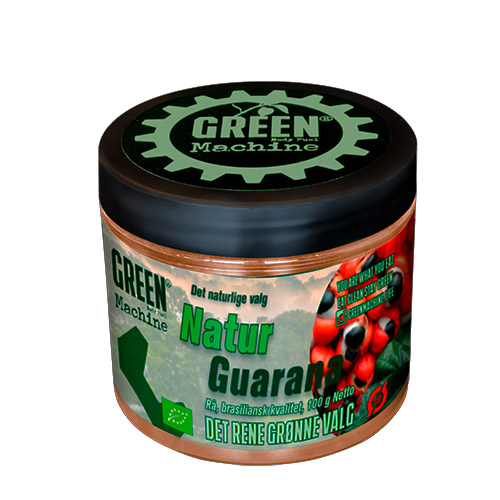 Green Machine guarana fra Mecindo