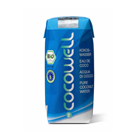 Cocowell kokosvand fra Mecindo