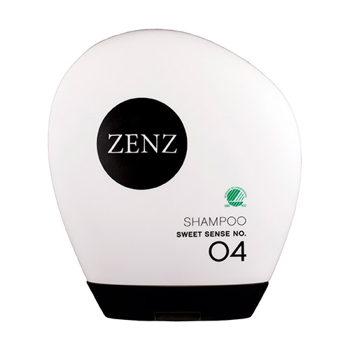 Image of   Zenz Organic Shampoo No. 04 Sweet Sense - 250 ml