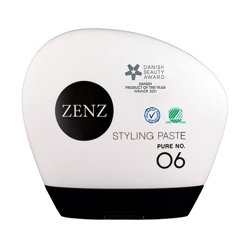 Image of   Zenz Organic Styling paste No. 06 Pure - 150 ml
