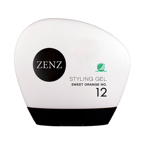 Image of   Zenz Organic Styling gel No.12 Sweet Orange - 130 ml