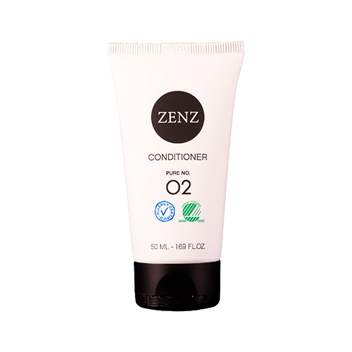 Image of   Zenz Organic Hair styling mousse No.91 Pure ORANGE - 200 ml