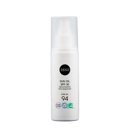 Image of   Zenz Organic Sun oil SPF 30 No. 94 Pure - 150 ml