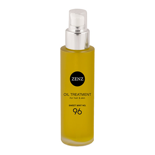 Image of   Zenz Organic Oil Treatment No.96 Sweet Mint - 100 ml