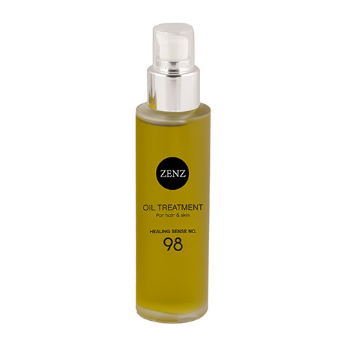 Image of   Zenz Organic Oil Treatment No. 98 Healing Sense - 100 ml