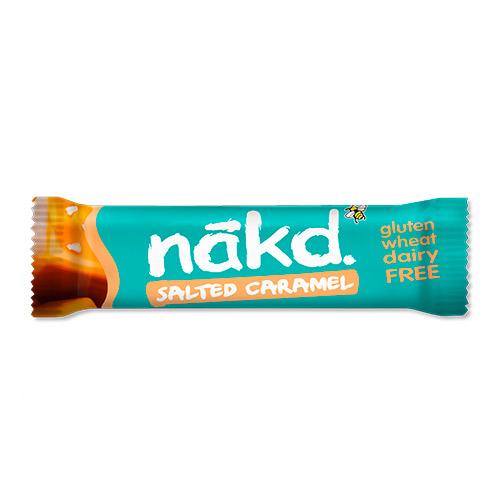 Image of   NÃkd Bar Salted Caramel - 35 G