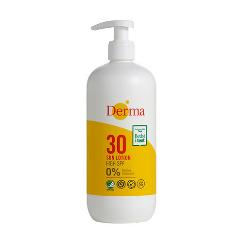 Image of   Derma sollotion Spf30 - 500 ml