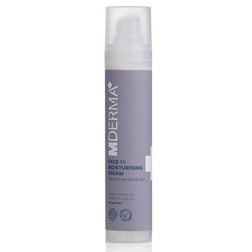 Billede af MDerma Face11 Moisturizing Cream - 50 ml
