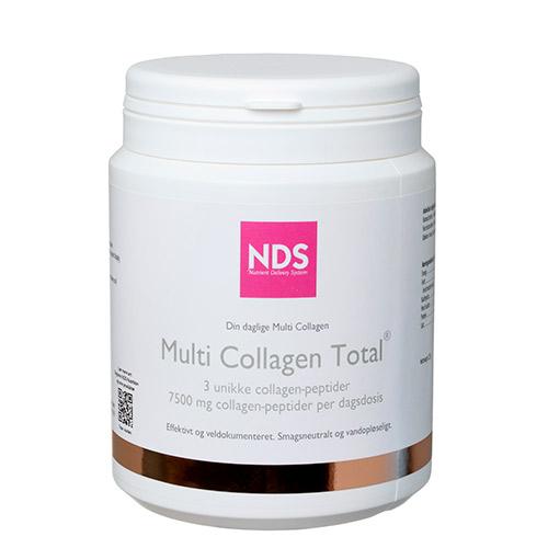 Billede af NDS Multi Collagen Total - 225 G