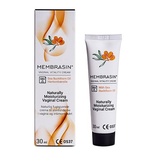 Billede af Membrasin Vaginal Cream Vitality - 30 ml