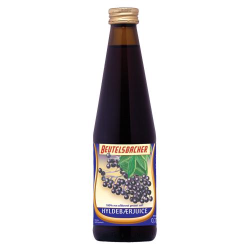 Beutelsbacher hyldebærsaft fra Mecindo