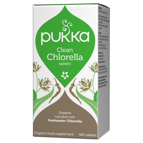 Pukka chlorella fra Mecindo