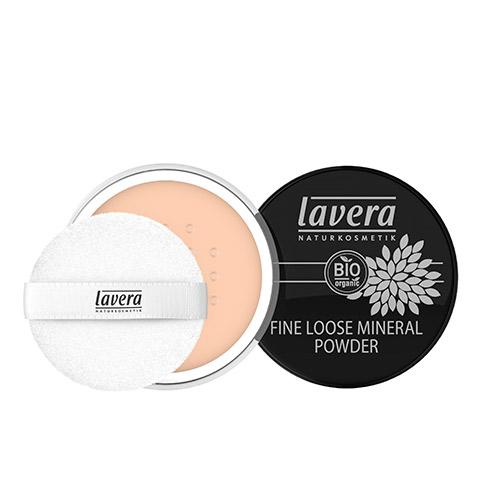 Image of   Lavera Loose Mineral Powder Ivory 01 Fine - 8 G